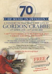 Gordons concert