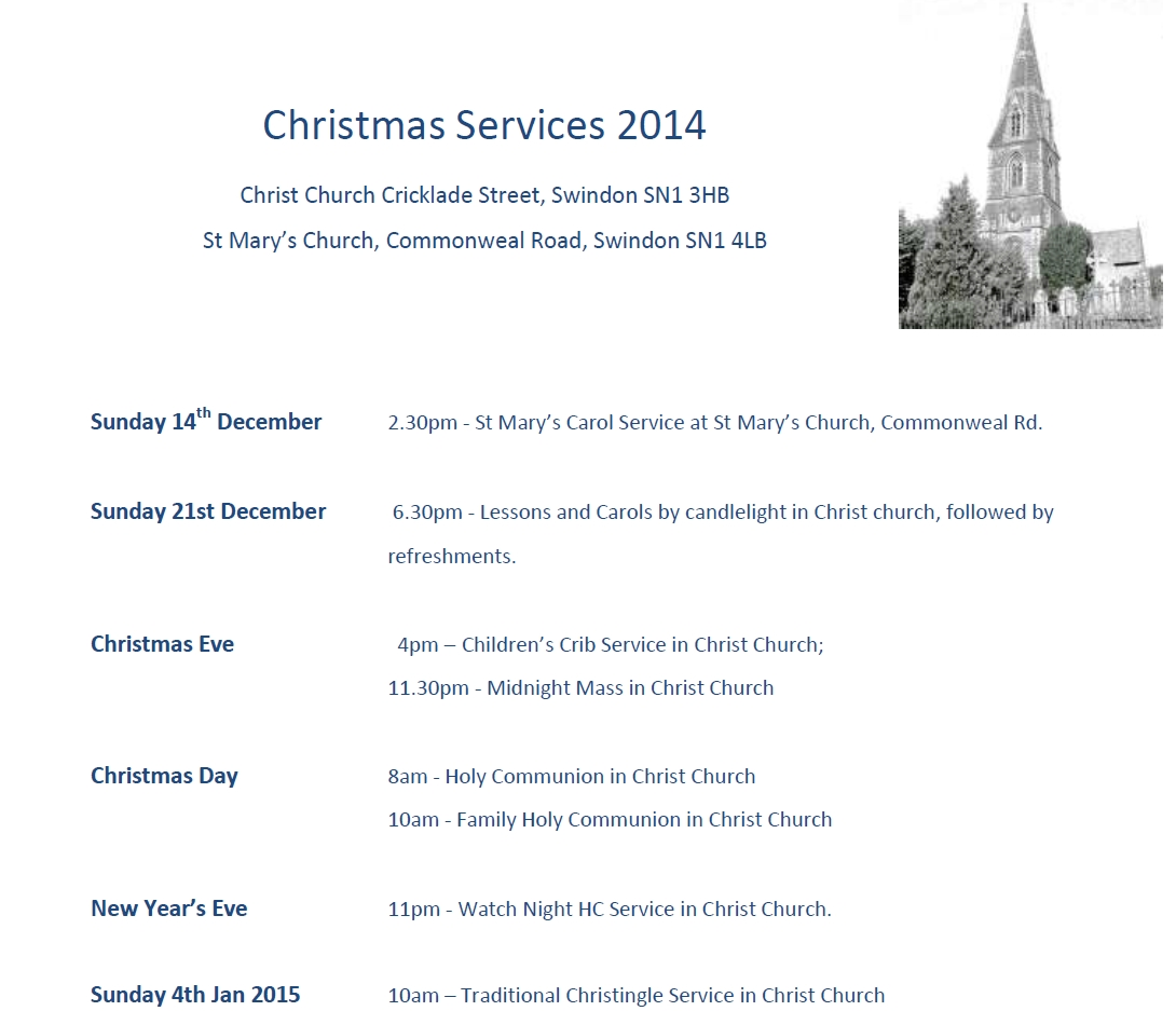 services 2014