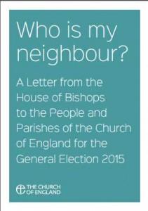 Bishops letter 2015