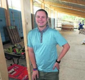 Chris Smith Community Development Manager